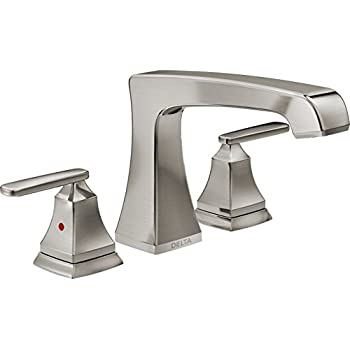 Image of Home Improvements Delta Faucet T2764-SS Ashlyn Tub Trim, 6.63 x 16.00 x 8.38 inches, Stainless