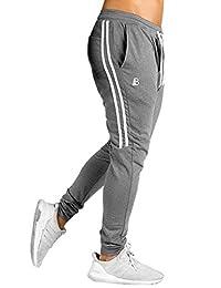 JackieLove Men's Sweatpants Joggers Track Gym Spring Summer Harem Pants