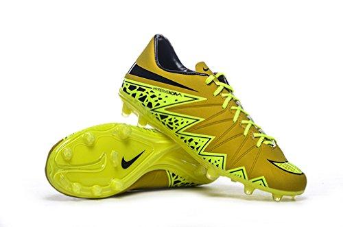 Herren Magista obra TPU FG gelb High Top Fußball Schuhe Fußball Stiefel