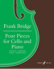 Four Pieces for Cello and Piano: Score and Part
