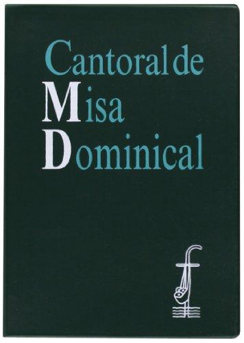 Cantoral de Misa Dominical (letra) (PUBLICACIONES MUSICALES) por Vv.Aa.