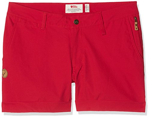 donna llr ven W da Abisko Stretch pantaloncini rosso Fj 1CwqAxw