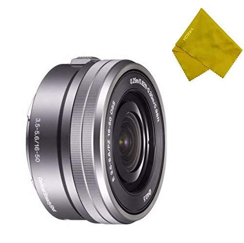 Sony E PZ 16-50mm Power Zoom Lens f/3.5-5.6 OSS Lens (SELP1650)