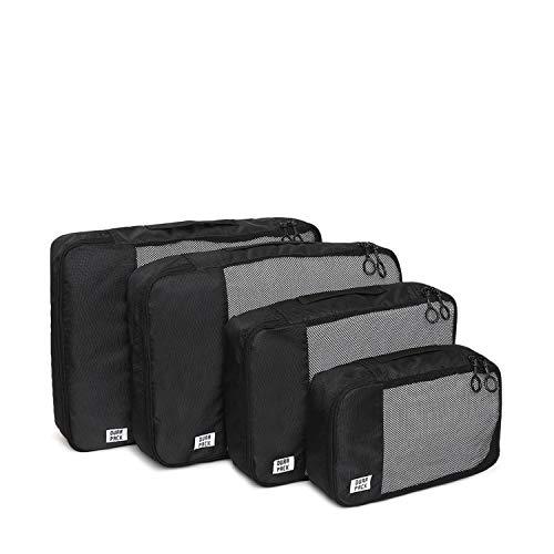 DURAPACK Travel Cubes Black Bag Organizer (PC1BLK) Price & Reviews
