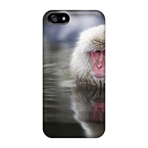 High Quality XcqYDSj2643VkGMa Japanese Macaques Red Face Tpu Case For Iphone 5/5s
