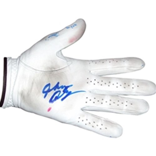 - John Daly Autographed Game-Used Golf Glove