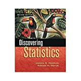 Discovering Statistics, Hawkes, James S. and Marsh, William H., 0918091861