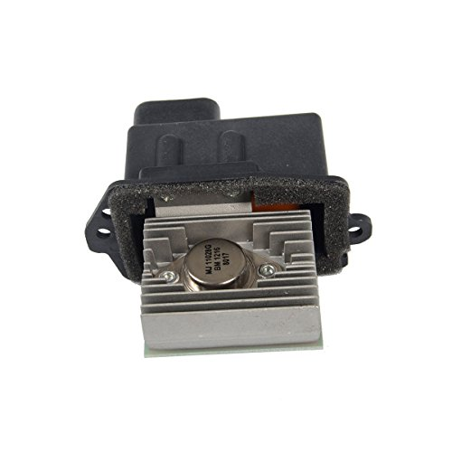 Mercury Mountaineer Mileage (A-Premium HVAC A/C Blower Motor Resistor for Ford Explorer Mercury Mountaineer 1998-2001 AutomaticTemperatureControl)