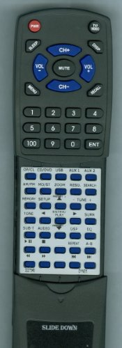DYNEX Replacement Remote Control for DXHTIB, RMCDXHTIB, 3227340