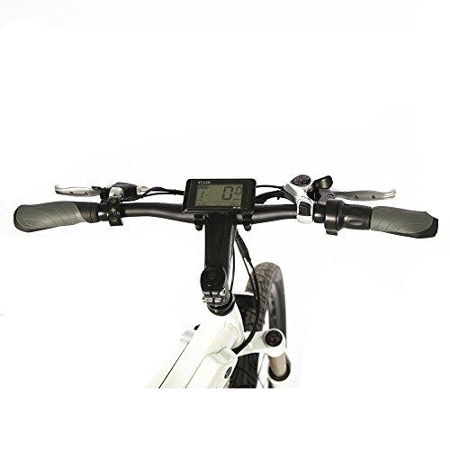 E-go 26″ Inch Electric Bike Orange Electric Bicycle City E Bike Moped Pedal Assist Mountain Bike Best Deal