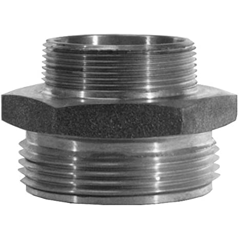 Campbell Fittings SPS150200 Sleeve 2 ID Plated Steel 1-1//2 2-3//8 2 2 ID 1-1//2 2-3//8 2
