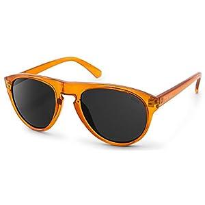 Zeal Optics Unisex Memphis Agave/Dark Grey Polarized Lens Sunglasses