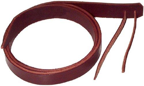 Leather Pony Saddle Latigo Tie Strap