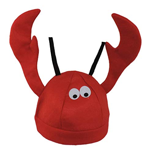Novelty Hat Lobster Crawfish Seafood
