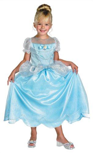 Cinderella Classic Costume - Small (4-6x)