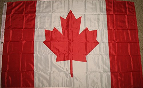 Canada Flag 4'x6' Canadian Country Banner
