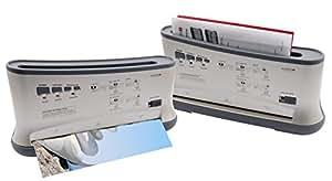 Olympia TBL 1300 Combo Máquina para encuadernación térmica y plastificar, desconexión automática despues de 90 minutos