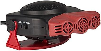 Keramik Heizlüfter Ventilator Auto Lüfter Kfz Heizung 12 V 100 W Scheibenen Küche Haushalt
