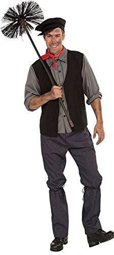 Disfraz adulto deshollinador: Amazon.es: Juguetes y juegos