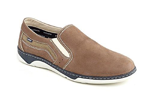 Hombre baerchi Zapato Nieves Elásticos Zapatos 5361 Baerchi Nougat Martín 5361 T4wHqRXB