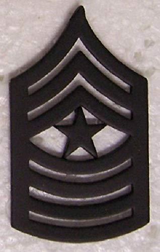 (Hat Lapel Push Tie Tac Pin Marine Corps Rank Insignia Sergeant Major E-9 New)