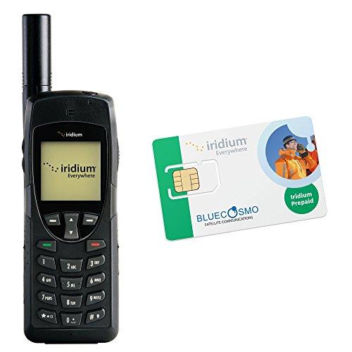 BlueCosmo Iridium Satellite Phone Prepaid product image