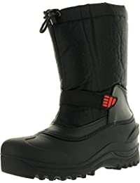 Men's Winter Snow Boots Shoes Waterproof Insulated 2008