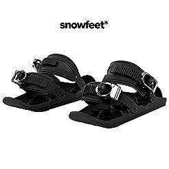 Snowfeet Mini Ski Skates for Snow The Sh...