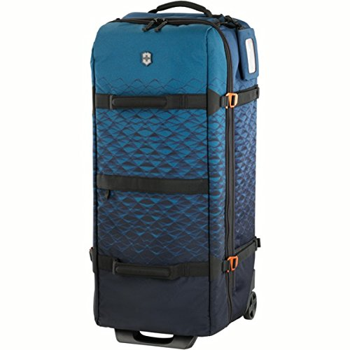 Victorinox Vx Touring Wheeled Duffel Extra-Large, Dark Teal (Wheeled Padded Hardside Case)