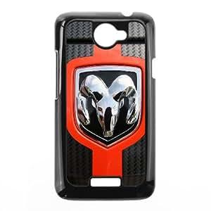Dodge HTC One X Cell Phone Case Black GYK6KK07