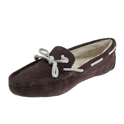 Grigio In Chatham Pantofole Camoscio Donna Eqqv7CxPw6