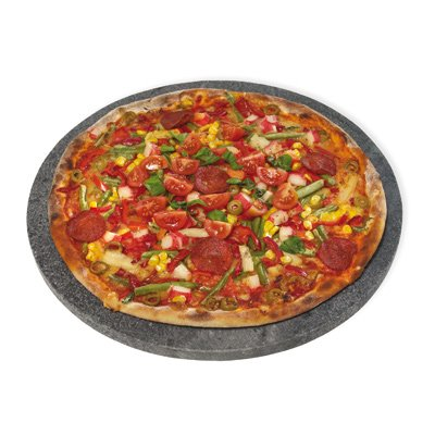 Weber 17068 Bandeja Horno/Piedra para Pizza Redonda 36.5cm: Amazon ...