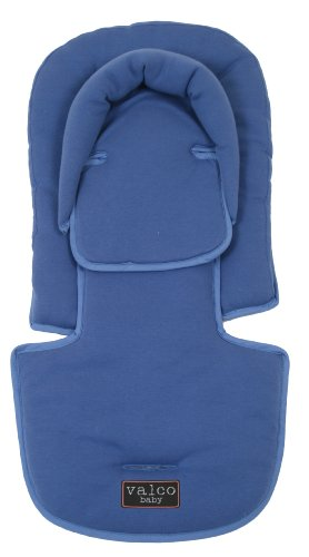 Used, Valco Baby Allsorts Universal Seat Pad, Blueberry for sale  Delivered anywhere in USA