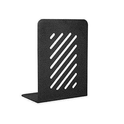 Rolodex Premium Bookends Black 27576