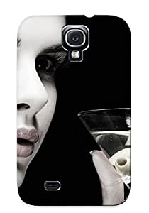 Defender Case For Galaxy S4, Women Models Female Models Pattern, Nice Case For Lover's Gift
