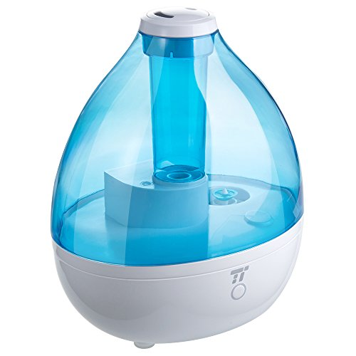 Cheap TaoTronics Cool Mist Ultrasonic Humidifiers, Space-saving and Safe Auto Shut-Off, No Filter for Babies Bedroom, Office –(2.3L/0.6Gallon,110V)