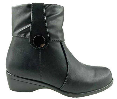 Mc Footwear ,  Damen Chelsea Boots