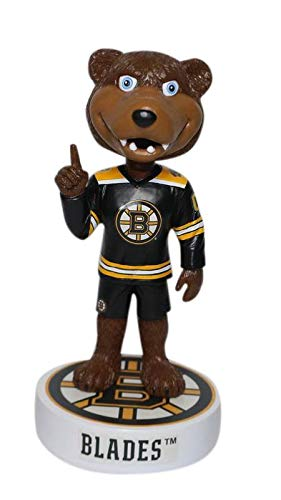 Kollectico Boston Bruins 2018 Mascot Logo Base BOBBLEHEAD - Blades ()