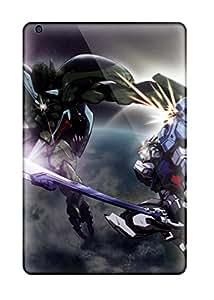 New Style Gundam Premium Tpu Cover Case For Ipad Mini