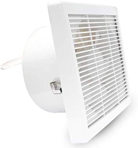 JJDNZ バスルーム屋根裏キッチントイレ浴室のための強力なサイレント排気ファン、換気送風機