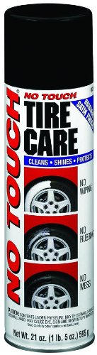 No Touch (NT21-6-6PK) 'Tire Shine' Original Tire Care - 21 oz., (Pack of 6) ()