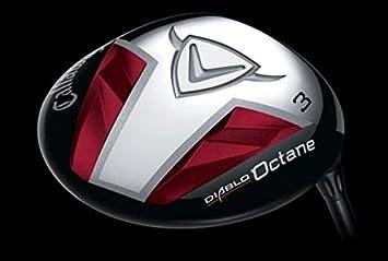 Callaway Diablo Octane Fairway - Palo de golf (madera 3 ...