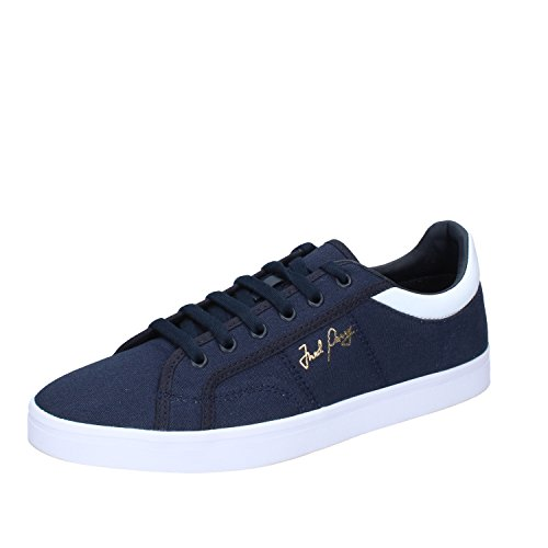 brand new unisex cheap price Fred Perry Men's Sidespin Canvas Fashion Sneaker Navy/White sale best seller explore supply online Vf3l5zp