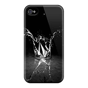 PhilHolmes Iphone 6 High Quality Cell-phone Hard Cover Customized Lifelike Volcom Skin [heQ19424cgqN]