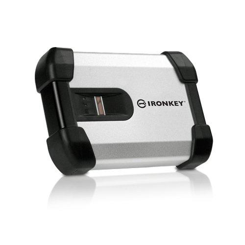 Ironkey H200 + Biometric FIPS Hardware Encrypted 2.5