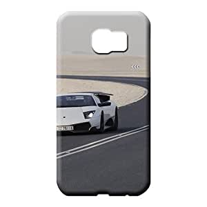 samsung galaxy s6 edge Attractive Style trendy phone back shell Aston martin Luxury car logo super