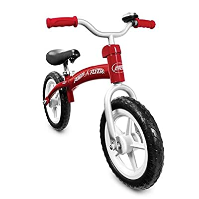 Radio Flyer Glide & Go Balance Bike Red