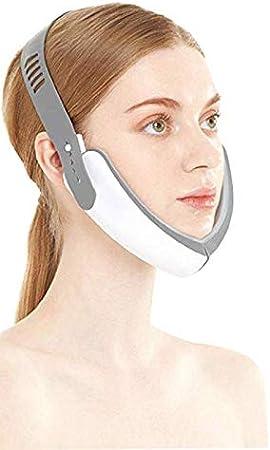 Face-lifting Estiramiento Facial Masajeador De Elevación Reafirmante Cara De Elevación USB Recargable Instrumento V Cara Masajeador