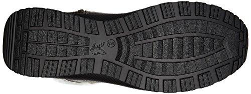 Caprice 26406 - botas de nieve cn forro y caña corta de material sintético mujer marrón - Braun (BROWN 300)