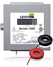 Leviton 1K240-2SW Series 1000 120/240V 200A 1P3W Indoor Kit with 2 Solid Core C